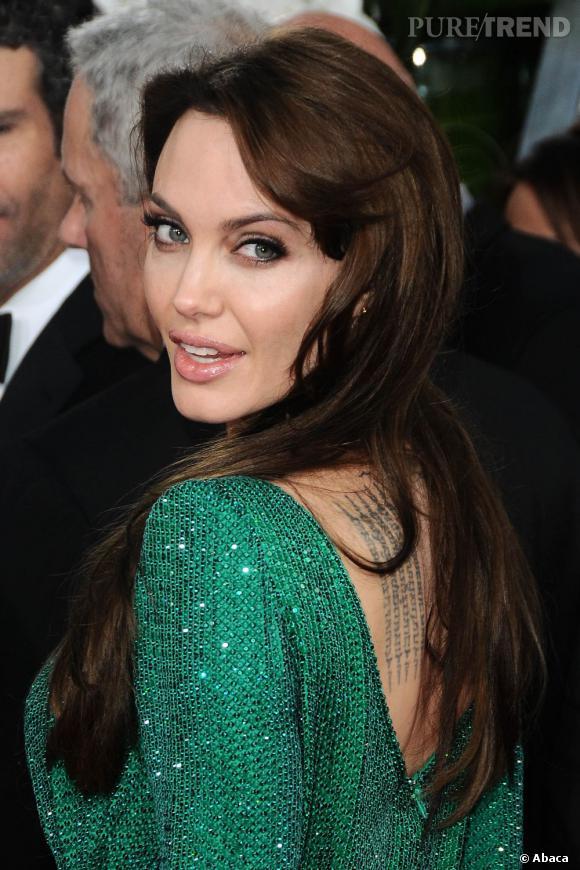 """Depuis qu'elle a des enfants, Angelina mise sur un répertoire moins violent. Alors lorsqu'on lui a proposé de doubler Maîtresse Tigresse dans """"Kung Fu Panda"""", l'actrice a sauté sur l'occasion."""