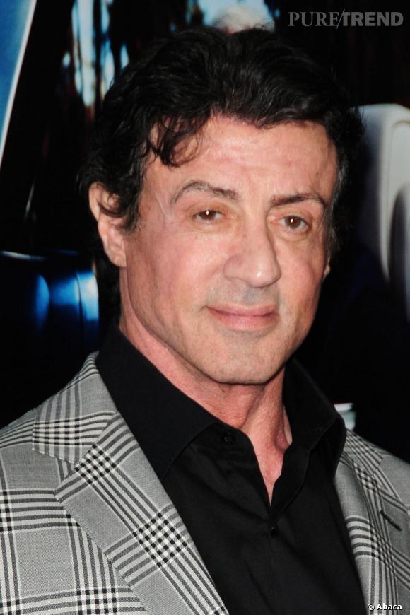 """Au cinéma comme dans les dessins-animés, Sylvester Stallone joue des rôles de musclors. Alors, dans """"Fourmiz"""", le personnage de Weaver était forcément pour lui."""