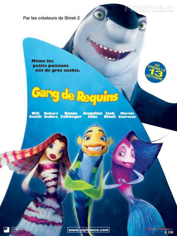 Angie, le poisson rose de droite, glamour et sophistiqué à l'image de Renée Zellweger.