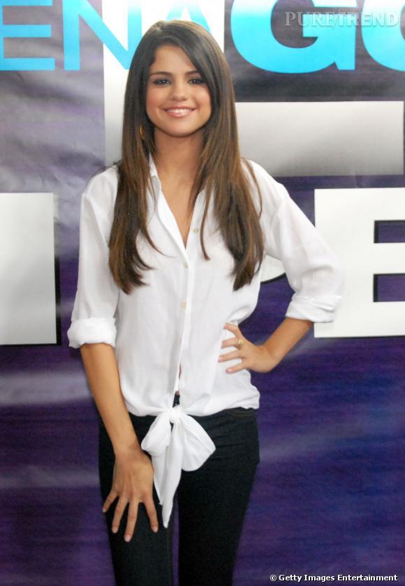 Selena Gomez à Atlanta pour la promotion de Monte Carlo.