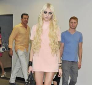 Taylor Momsen, en mode Gossip Girl