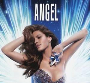 Eva Mendes pour Angel de Thierry Mugler