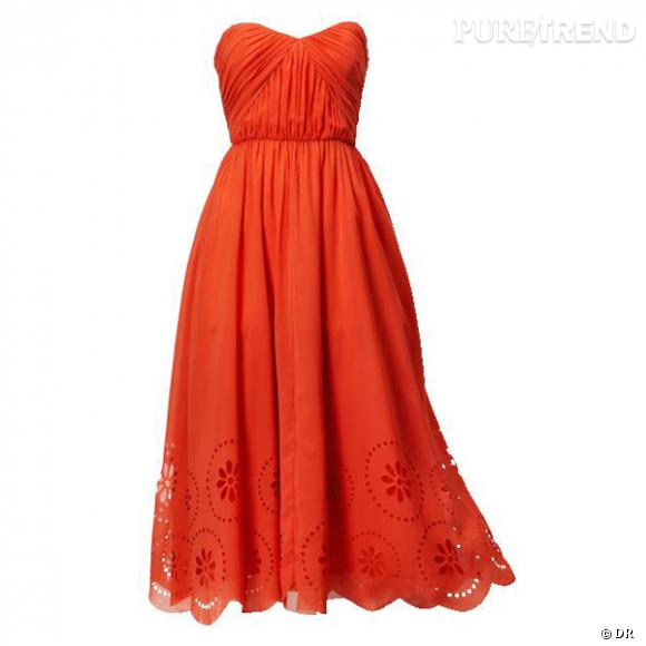 3f911520dc1 Robe H M Une robe bustier pour frimer et bronzer ses épaules de ...