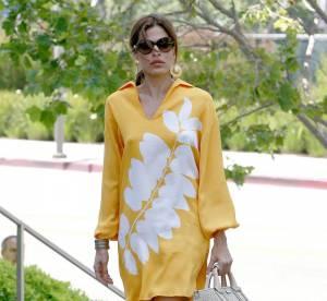 Eva Mendes vire au jaune