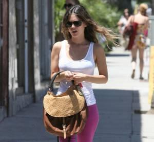 Rachel Bilson, beauté estivale... A shopper !