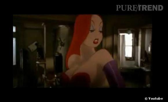 Les bombasses dans les dessins animés    Nom  : Jessica Rabbit    Dessin animé  : Qui veut la peau de Roger Rabbit ?
