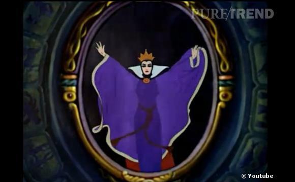 Les bombasses dans les dessins animés     Nom :  La méchante reine    Dessin animé :  Blanche Neige et les sept nains