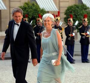 Christine Lagarde robe
