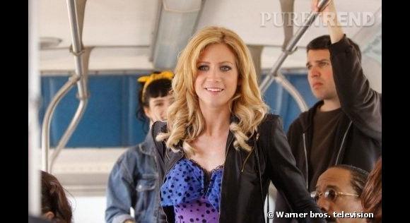 L'actrice Brittany Snow s'offre une apparence bien particulière puisqu'elle interprète Lily Van Der Woodsen jeune (alias Rhodes) dans la saison 2.