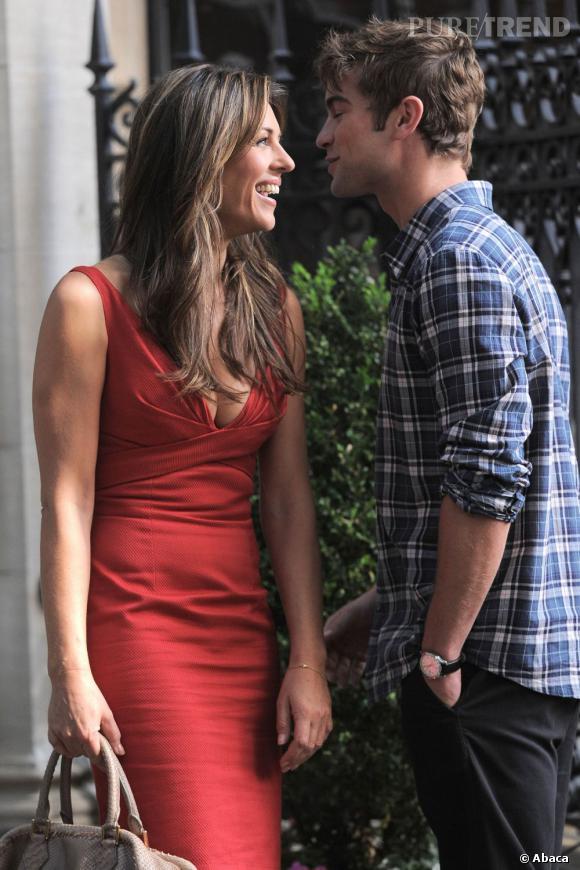 Liz Hurley fera-t-elle succomber Nate Archibald dans la saison 5 ? Affaire à suivre.