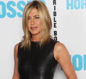 Jennifer Aniston, très cuir