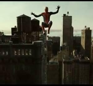 """The Amazing Spiderman"", le premier trailer."