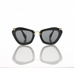 Must Have : les lunettes de soleil Miu Miu Noir