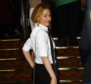 Kylie Minogue, une allure androgyne... à shopper !