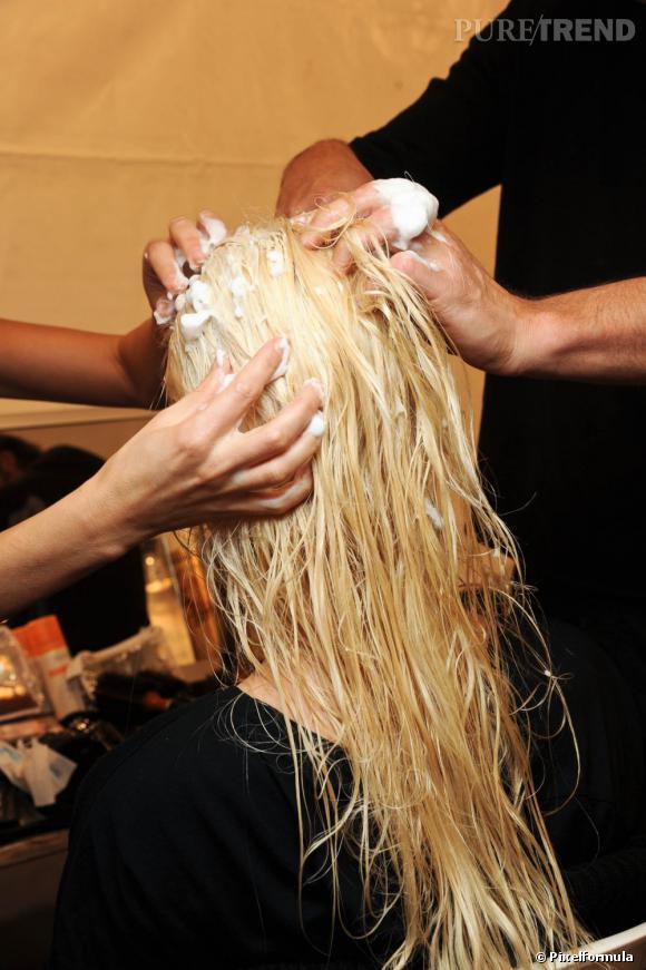 Bon shampoing pour cheveux longs