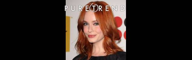 Coiffure cheveux roux : idée coiffure et entretien