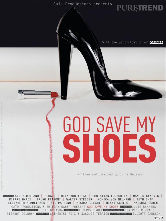 Un look, un docu : God Save my Shoes