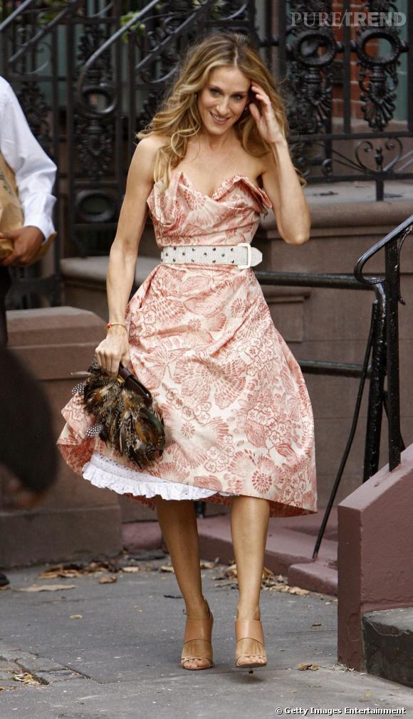 Carrie version robe de bal.