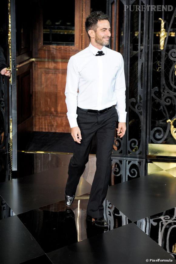Marc Jacobs qui veut une augmentation, c'était lundi.