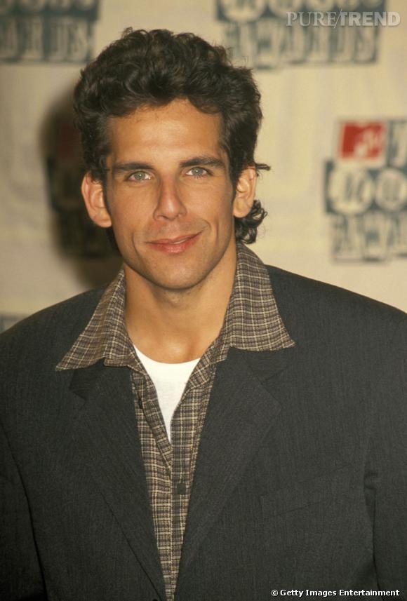 Avant...  Ben Stiller était l'anti-bogosse, plus drôle que sexy.