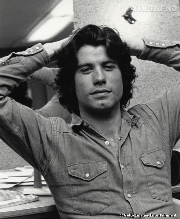"Avant...  John Travolta c'était ""Grease"" et ""Saturday Night Fever""..."