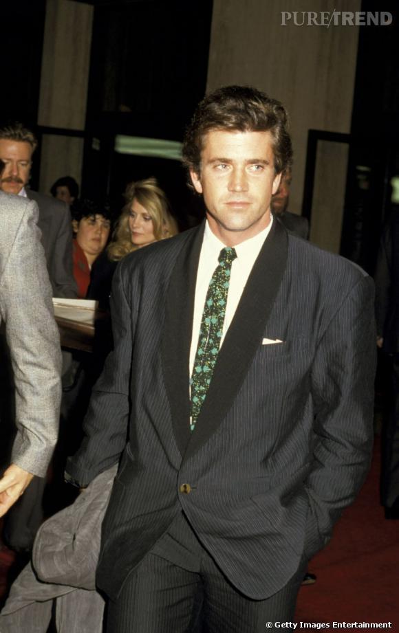 """Avant...  Mel Gibson était le canon de """"L'arme Fatale""""."""