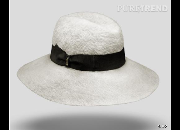 50 chapeaux pour cet Automne-Hiver 2011/2012 !     Chapeau Borsalino, 180 €.