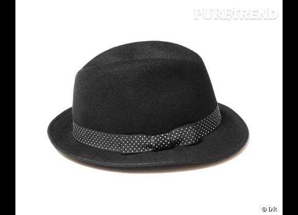 50 chapeaux pour cet Automne-Hiver 2011/2012 !     Chapeau masculin Lafayette Accessoires, 29,99 €.   Aux Galerires Lafayette.