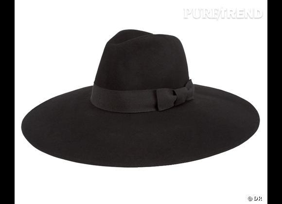 """50 chapeaux pour cet Automne-Hiver 2011/2012 !     Chapeau """"Bianca"""" Paul Smith, 149 €.   Sur  www.paulsmith.co.uk"""