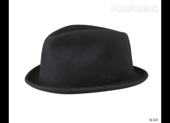 50 chapeaux pour cet Automne-Hiver 2011/2012 !     Chapeau Stetson, 69 €.