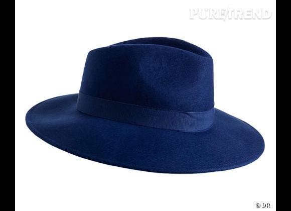 """50 chapeaux pour cet Automne-Hiver 2011/2012 !     Chapeau """"Ava"""" Reiss, 70 €.   Sur  www.reissonline.com"""