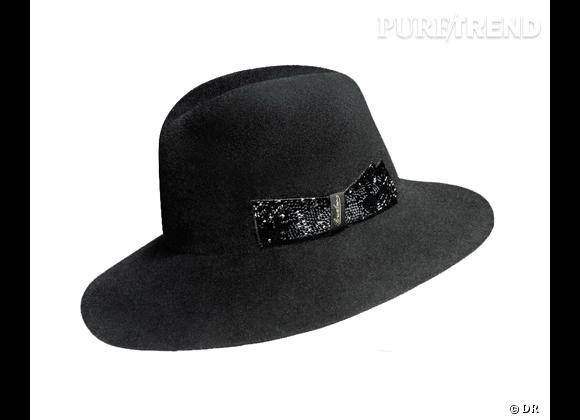 50 chapeaux pour cet Automne-Hiver 2011/2012 !     Chapeau Borsalino, 223 €.