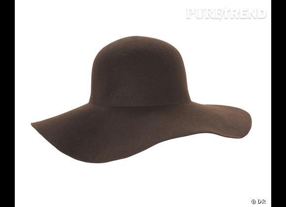 50 chapeaux pour cet Automne-Hiver 2011/2012 !     Capeline Les Petites, 65 €.