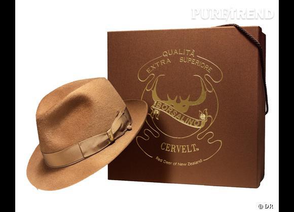 50 chapeaux pour cet Automne-Hiver 2011/2012 !     Chapeau Borsalino, 445 €.