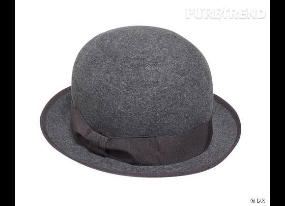 50 chapeaux pour cet Automne-Hiver 2011/2012 !     Chapeau androgyne Sandro, 95 €.   Sur  www.sandro-paris.com