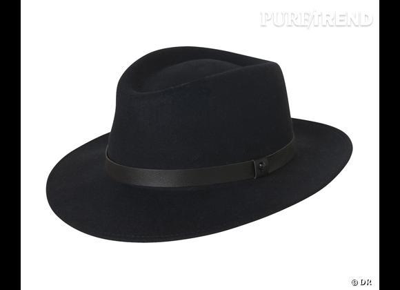 50 chapeaux pour cet Automne-Hiver 2011/2012 !     Chapeau noeud chapelier The Kooples, 110 €.   Sur  www.thekooples.com