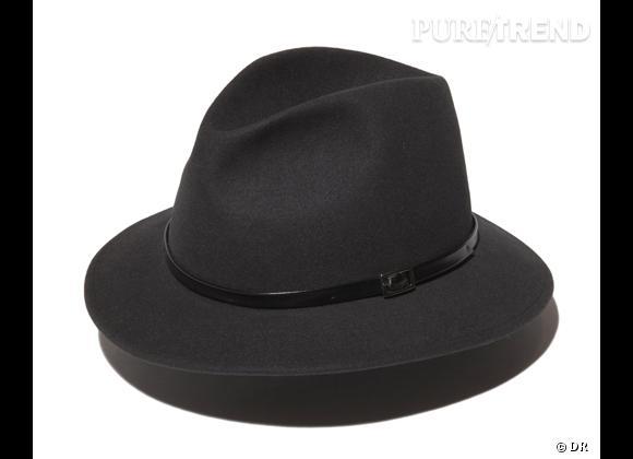 50 chapeaux pour cet Automne-Hiver 2011/2012 !     Chapeau fedora Surface to Air, 220 €.   Sur  www.surfacetoair.com