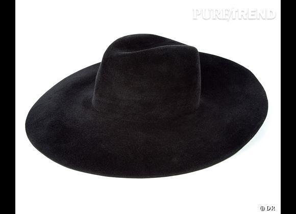 50 chapeaux pour cet Automne-Hiver 2011/2012 !     Grand chapeau Vanessa Bruno, 335 €.   Sur  www.stylebop.com