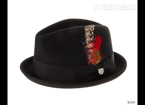 50 chapeaux pour cet Automne-Hiver 2011/2012 !     Trilby Brixton, 64,10 €.   Sur  www.asos.fr