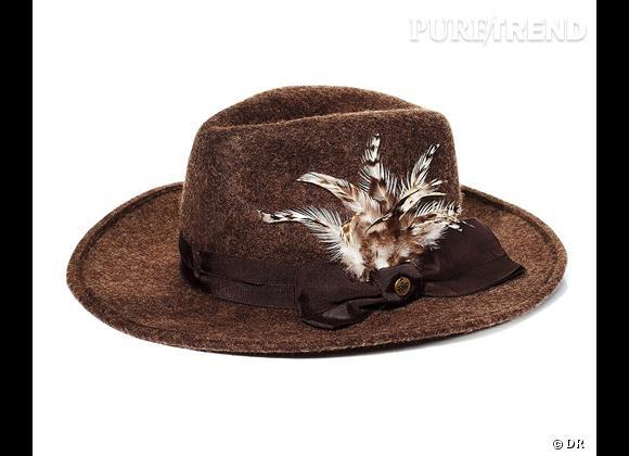 50 chapeaux pour cet Automne-Hiver 2011/2012 !     Chapeau Juicy Couture, environ 50 €.   Sur  www.juicycouture.com