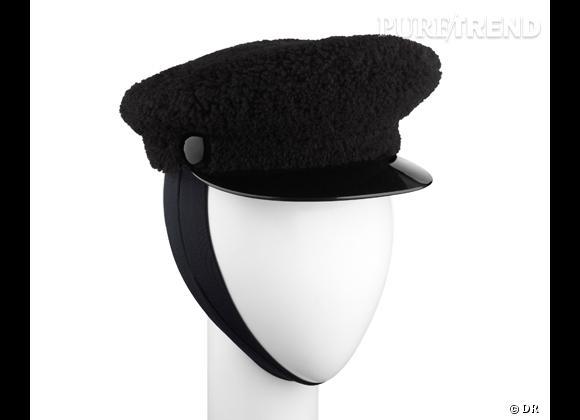 50 chapeaux pour cet Automne-Hiver 2011/2012 !     Chapeau casquette Louis Vuitton, prix sur demande.