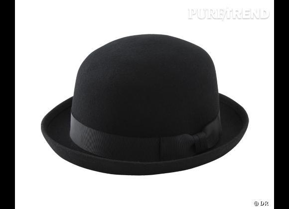 50 chapeaux pour cet Automne-Hiver 2011/2012 !     Chapeau melon Uniqlo, environ 23 €.   Sur  shop.uniqlo.com