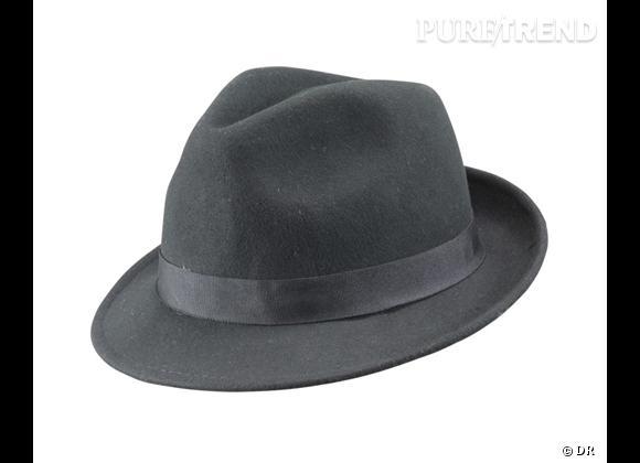 50 chapeaux pour cet Automne-Hiver 2011/2012 !     Chapeau style borsalino, 30 €.   Sur  www.monoprix.fr