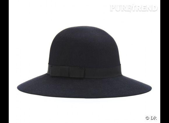50 chapeaux pour cet Automne-Hiver 2011/2012 !     Chapeau Lanvin, 420 €.   Sur  www.mytheresa.com