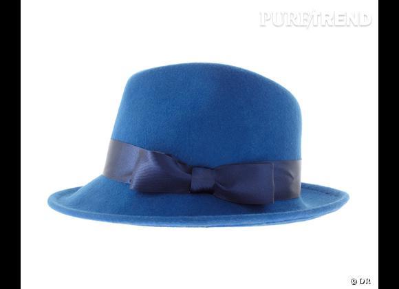 50 chapeaux pour cet Automne-Hiver 2011/2012 !     Chapeau Helene Berman, 83,33 €.   Sur  www.asos.fr