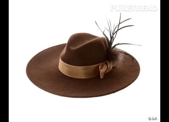 50 chapeaux pour cet Automne-Hiver 2011/2012 !     Grand chapeau Catarzi en exclusivité pour Asos, 51,28 €.   Sur  www.asos.fr