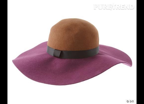 50 chapeaux pour cet Automne-Hiver 2011/2012 !     Chapeau Asos, 38,46 €.   Sur  www.asos.fr