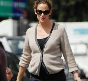 Jennifer Garner enceinte, dévoile son ventre rond