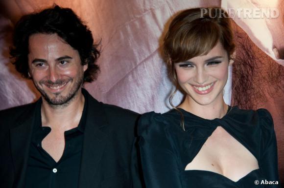 Louise Bourgoin et le réalisateur Rémi Bezançon.