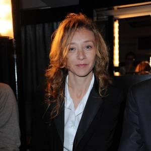 Sylvie Testud chez Agnès B.